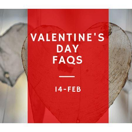17 Frequently Asked Questions Related to Valentine's Day Answered