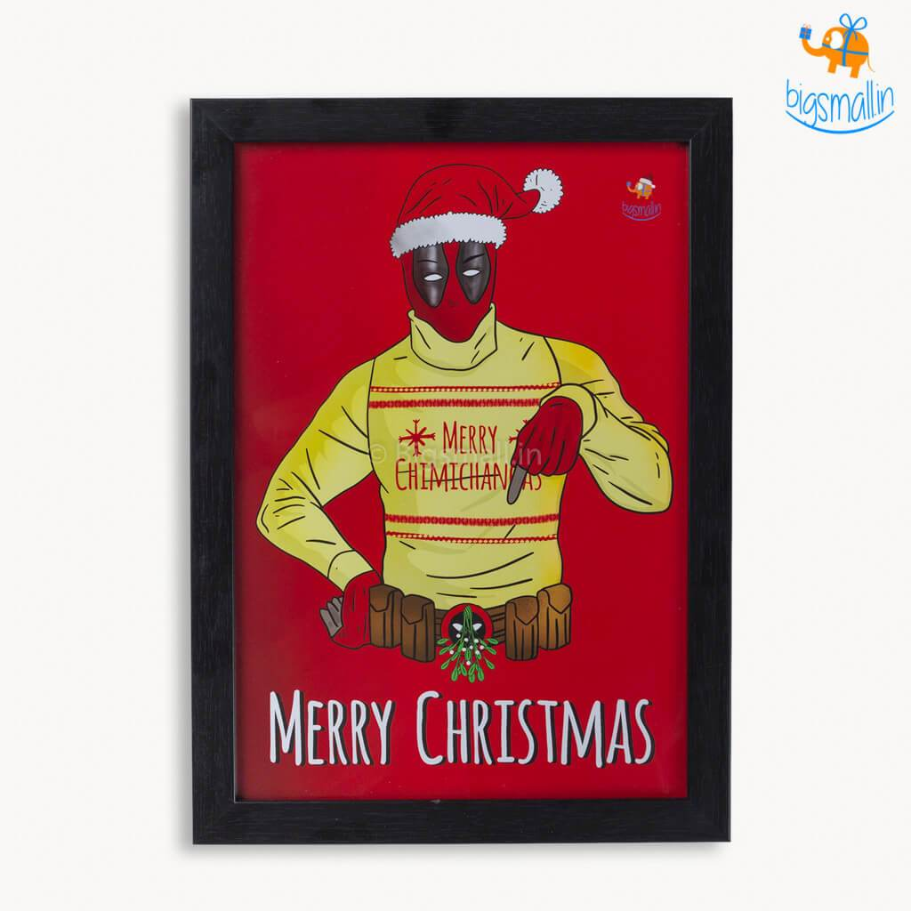 5 Quirky Posters To Make Christmas Merrier