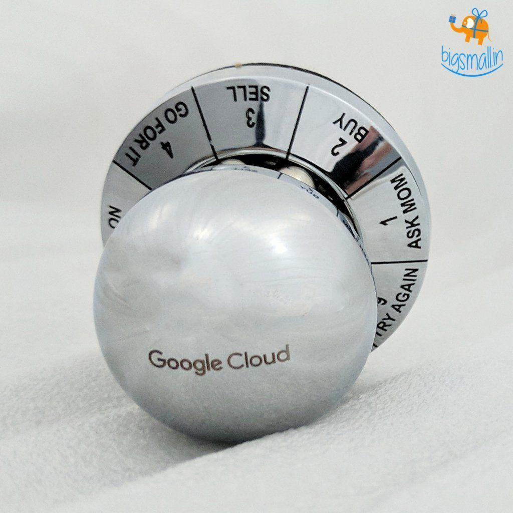 Decision Maker Paperweight - Google Cloud