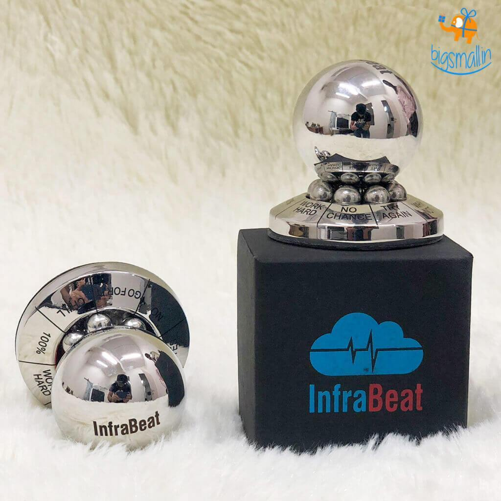 Decision Maker Paperweight - InfraBeat