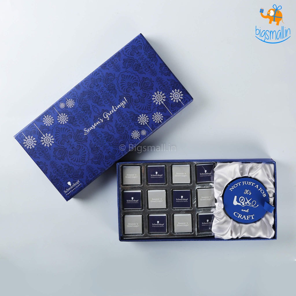 Seasons Greetings Box - Schwarzkopf