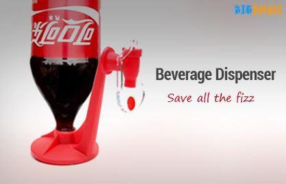 How To Use the Fizz Saver / Beverage Dispenser?