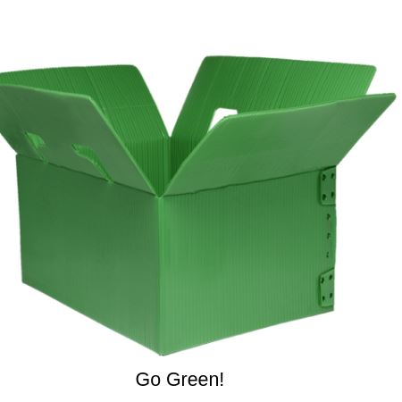 Green Packaging: Taking steps towards a greener tomorrow