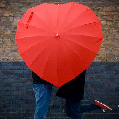A Heart Umbrella for a person who owns your heart!