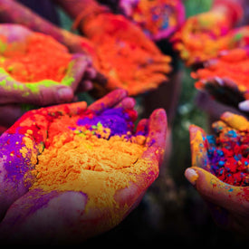 5 Safe Ways To Celebrate Holi During Covid This Year