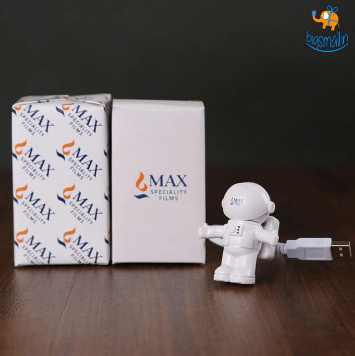 Astronaut USB Night Light - Max Speciality Films Pvt Ltd.
