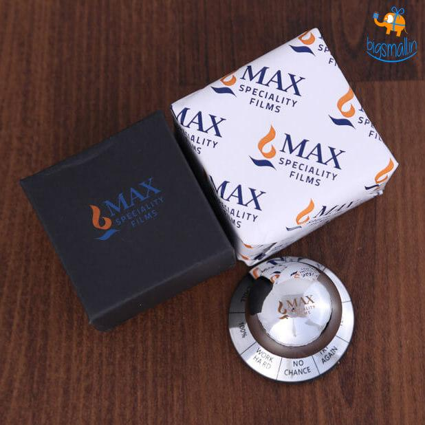 Decision Maker Paperweight - Max Speciality Films Pvt Ltd.