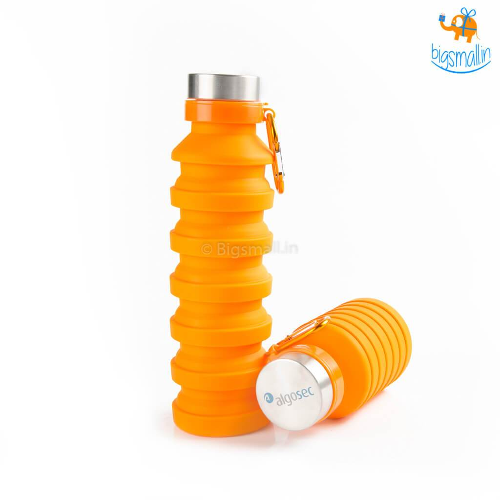 Foldable Travel Water Bottle - Algosec