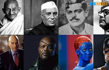 Superheroes That Resonate Our Freedom Fighters