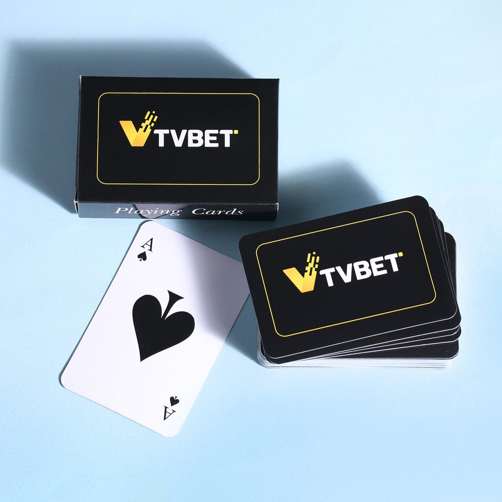 Playing Cards & Cotton Carry Bags - TVBET