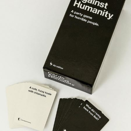 Fun way to rock your next house party scene with Cards Against Humanity