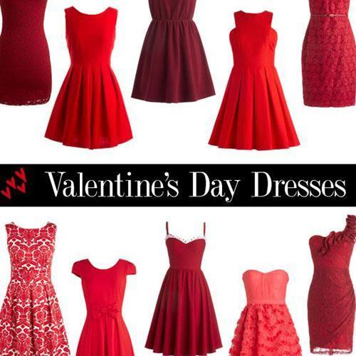 How to Dress Up For Valentine's Day?
