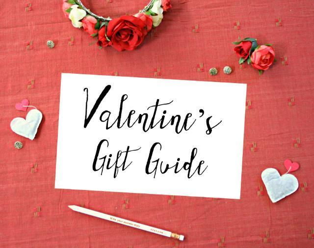 Ultimate Valentines Gift Guide for 2020