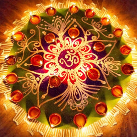 5 Crazily Awesome Rangoli Patterns to Try This Diwali