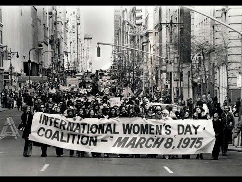 The Inception & Journey of International Women's Day