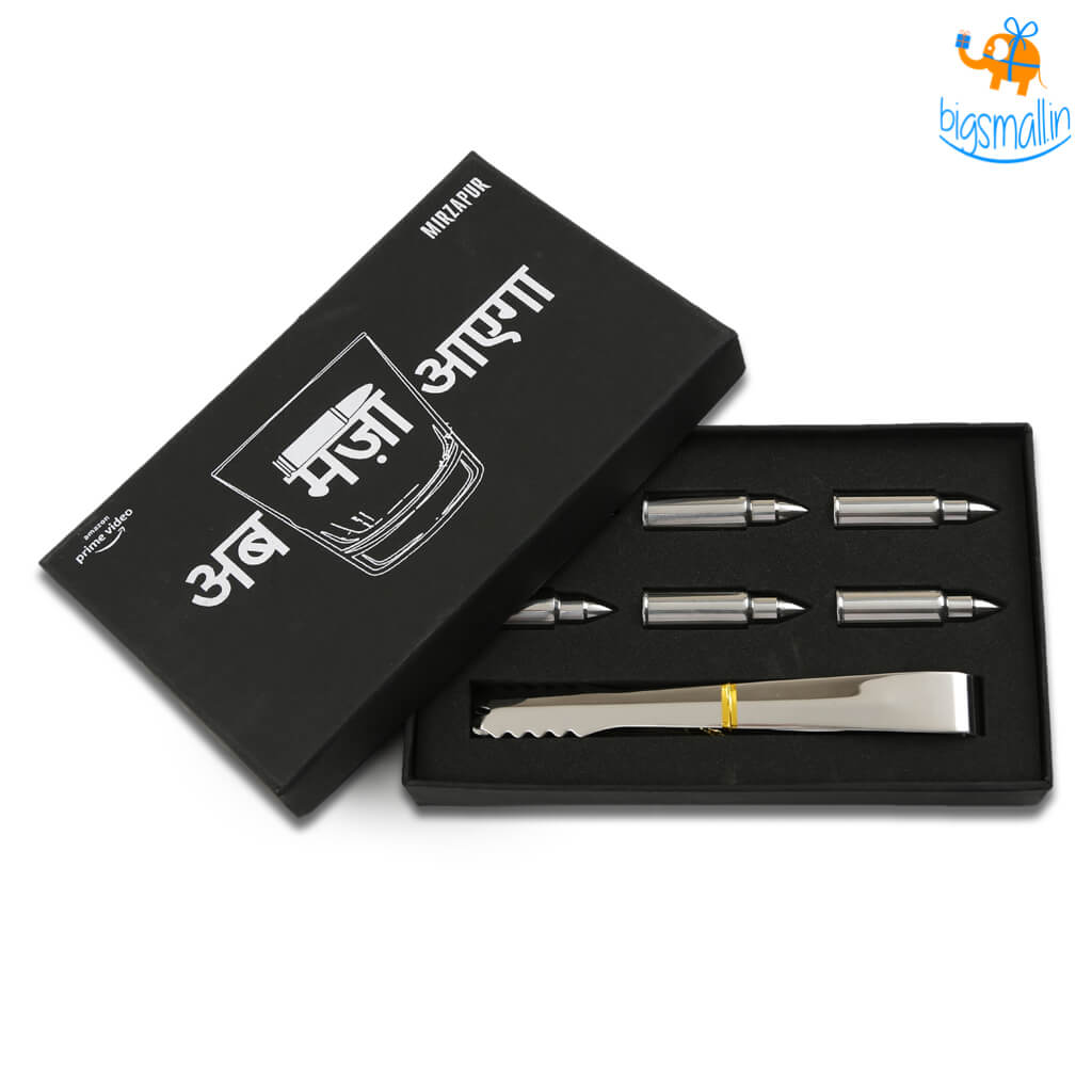 Amazon Prime Video Mirzapur - Bullet Chilling Cube Gift Box