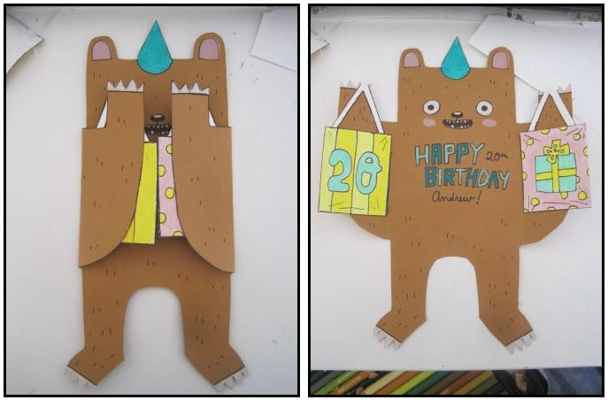 Easy Ways To Make A Diy Birthday Card For Him Her Bigsmall In