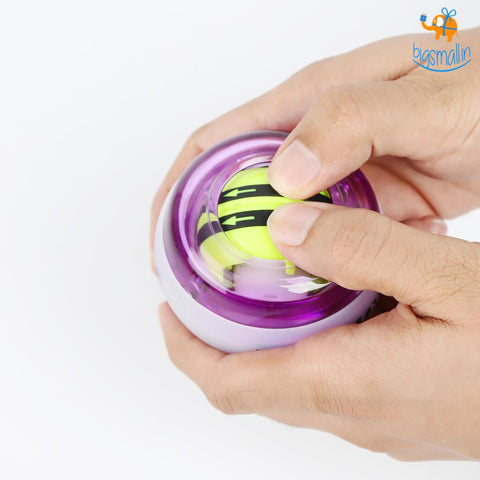 Power Wrist Exercise Ball