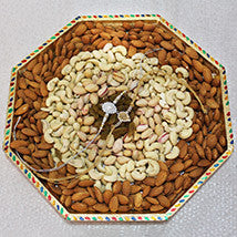 Dry Fruits Thali