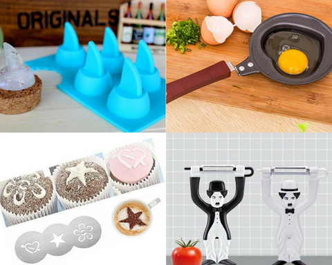 Quirky Kitchen Tools