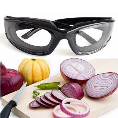 No Tear Onion Goggles
