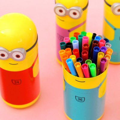 Minion Art Box
