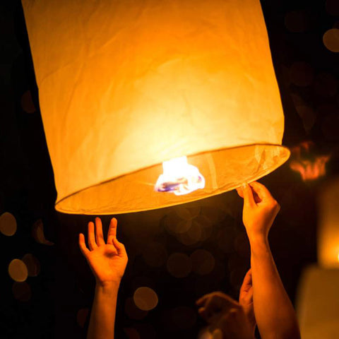 Sky Lanterns - Bigsmall.in