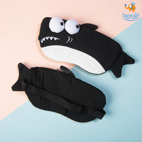 3D Shark Eye Mask