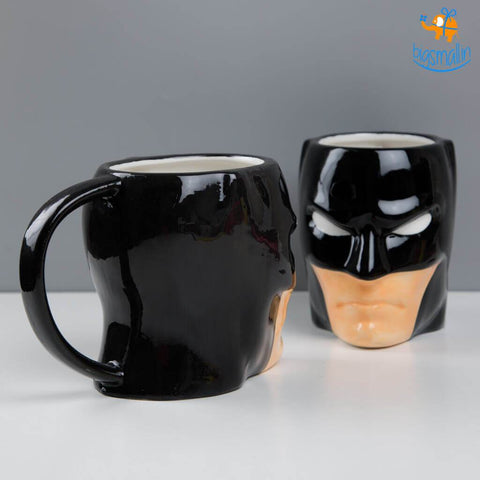 3D Batman Mug - bigsmall.in