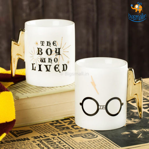 3D Harry Potter Bolt Mug - bigsmall.in