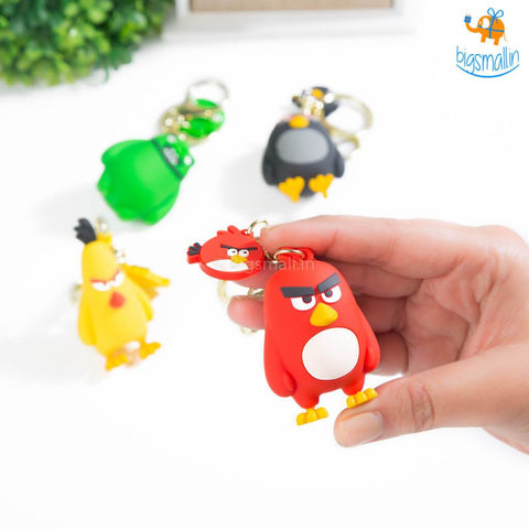 3D Angry Birds Keychain - bigsmall.in