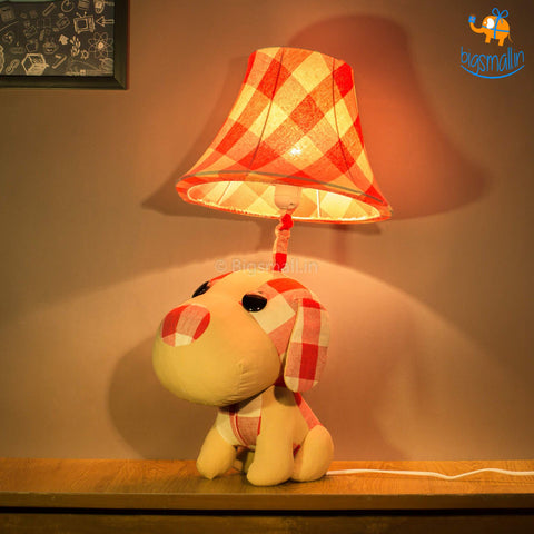 Doggo Soft Toy Lamp - bigsmall.in