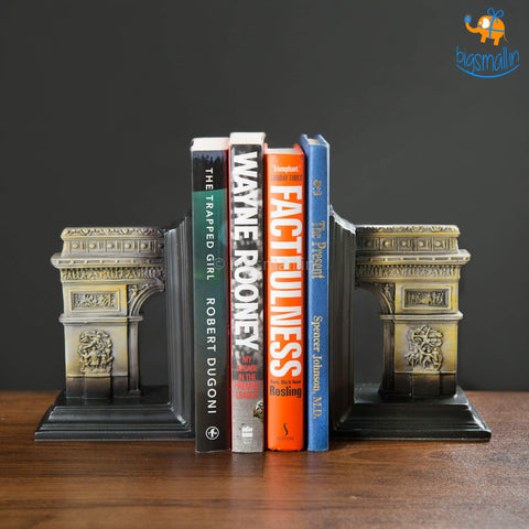 Arc de Triomphe Paris Bookends