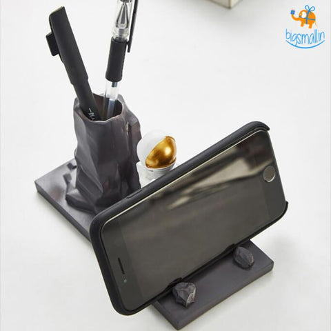 Astro Stationery and Phone Holder - bigsmall.in