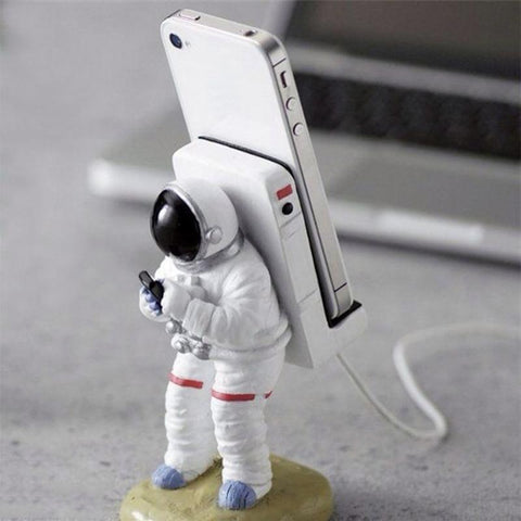 Astronaut Mobile Stand - bigsmall.in