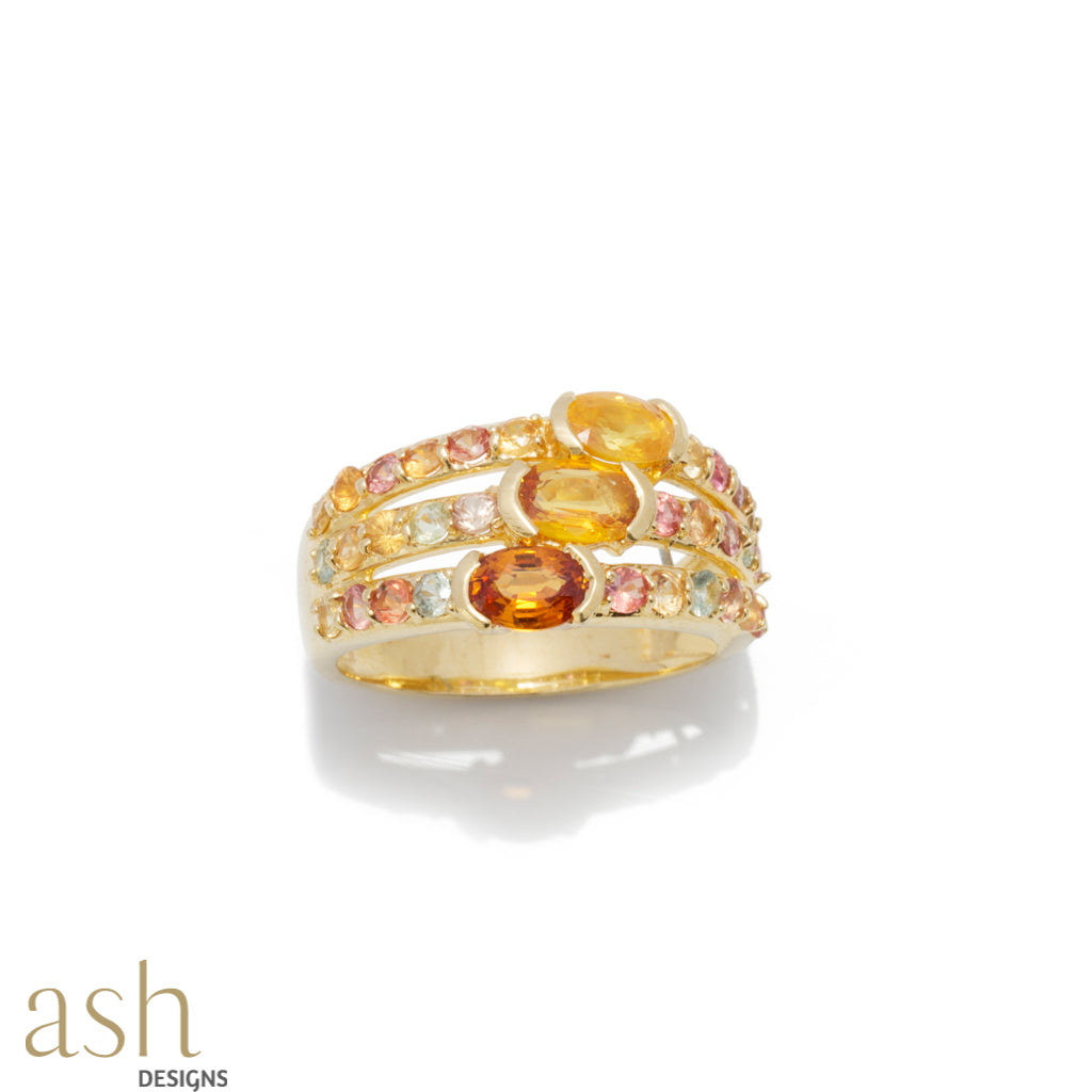 Athena Semi-Precious Ring