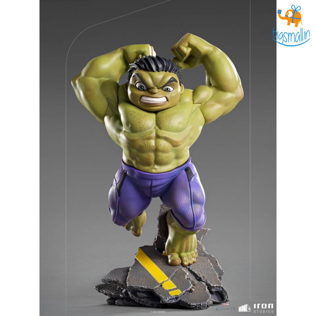 Hulk Smash Action Figure