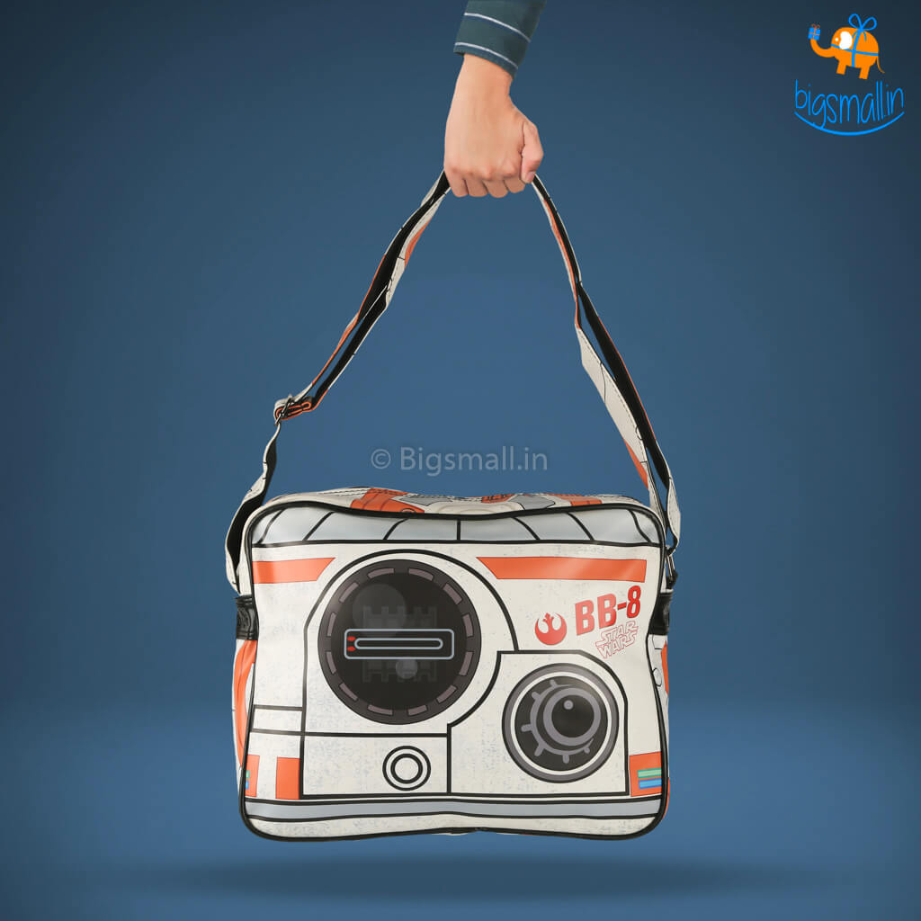 Star Wars BB8 Messenger Bag