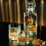 Exquisite Whiskey Set - 7 pcs - bigsmall.in