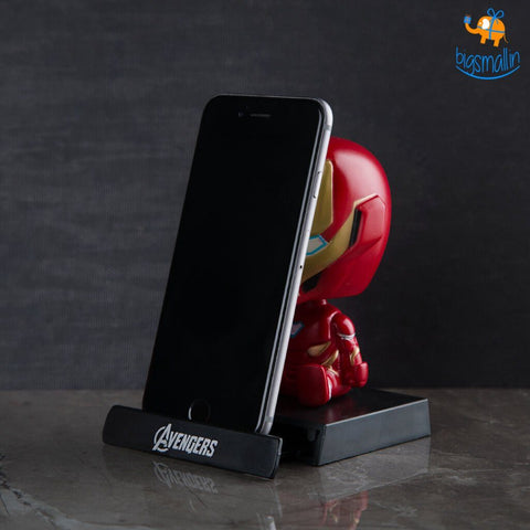 Baby Iron Man Bobblehead - bigsmall.in