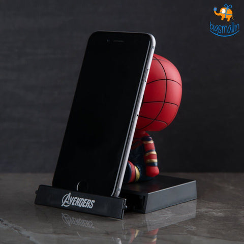 Baby Spiderman Bobblehead - bigsmall.in