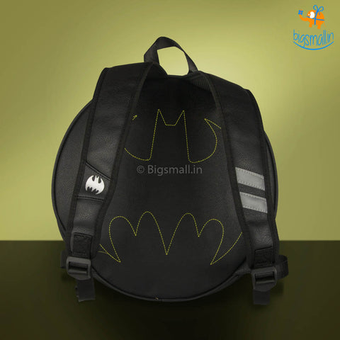 Batman Logo Round Backpack