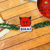 Devil Bhai Rakhi - bigsmall.in