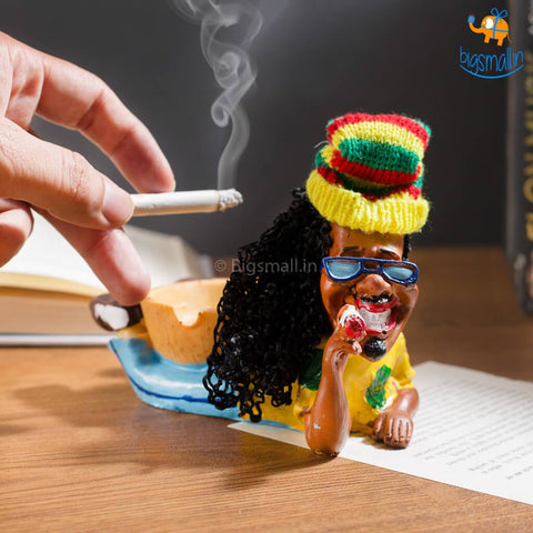 Bob Marley Ashtrays - bigsmall.in