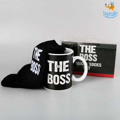 The Boss Gift Set - bigsmall.in
