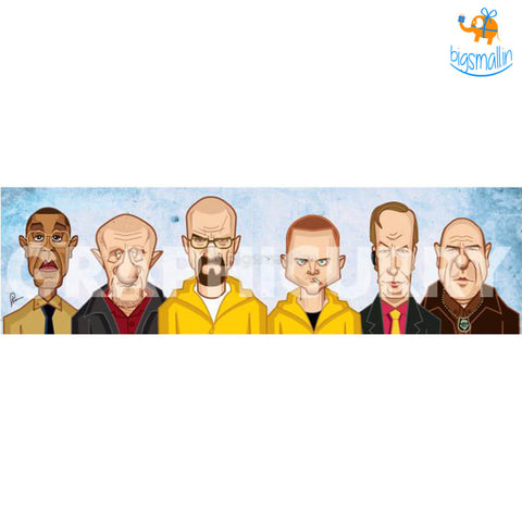 Breaking Bad Laminated Poster