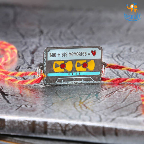 Mixtape Memories Rakhi - bigsmall.in