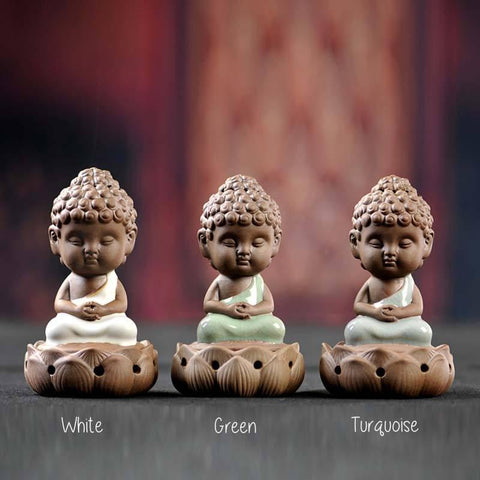 Buddha Incense Burner - bigsmall.in