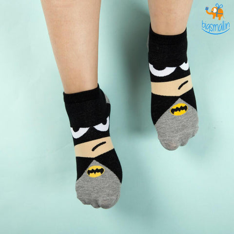 Batman Cartoon Socks - bigsmall.in