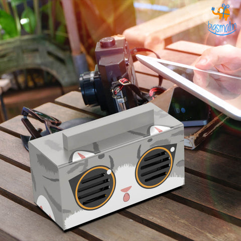 Animal Cartoon Bluetooth Speaker